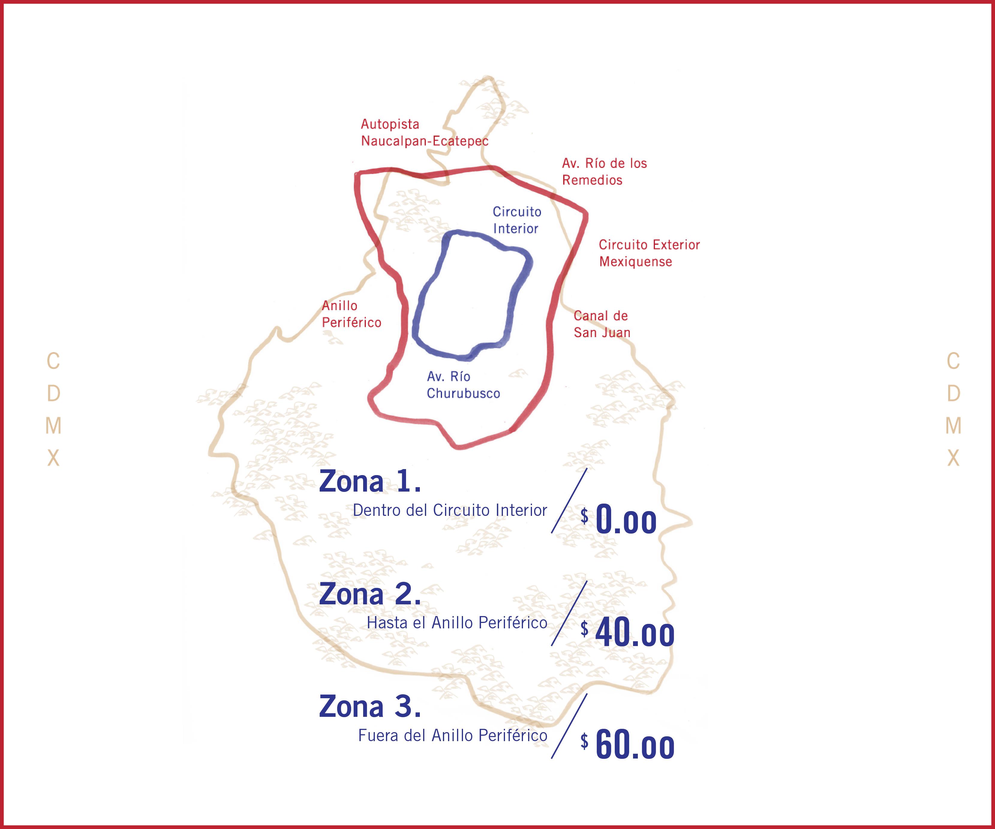 Mapa Serenos